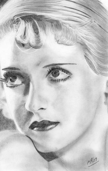 Bette Davis par 11mk11